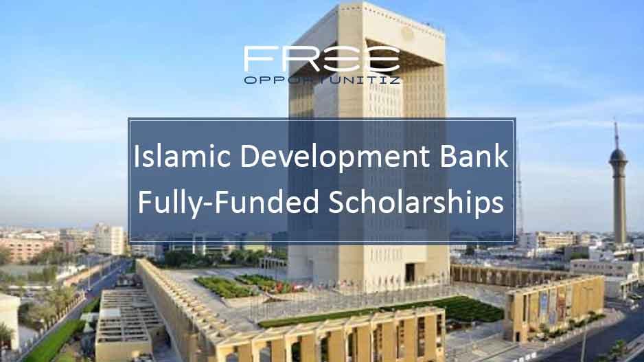 IsDB Scholarships
