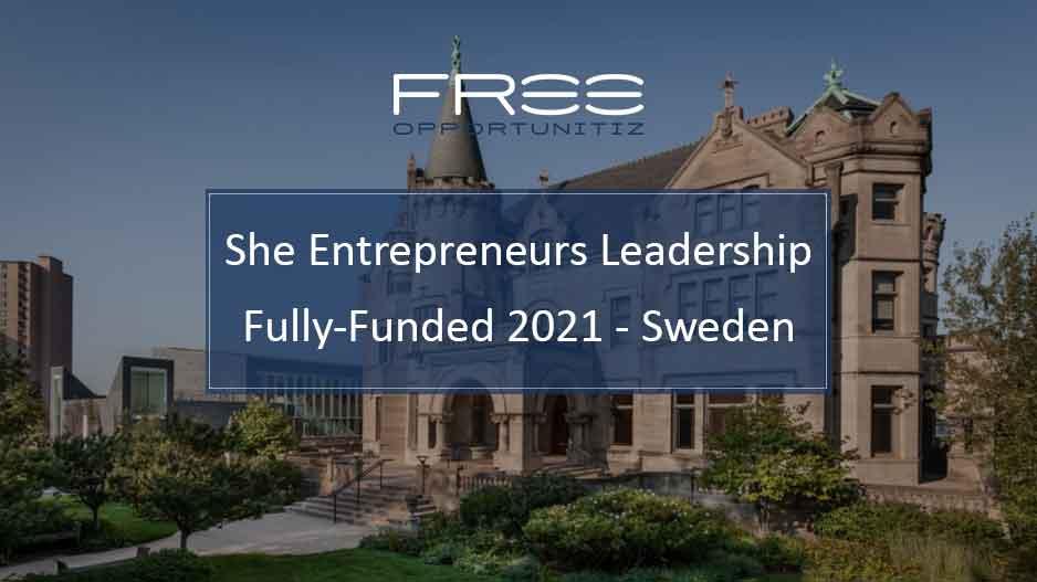 Entrepreneurs Program Sweden