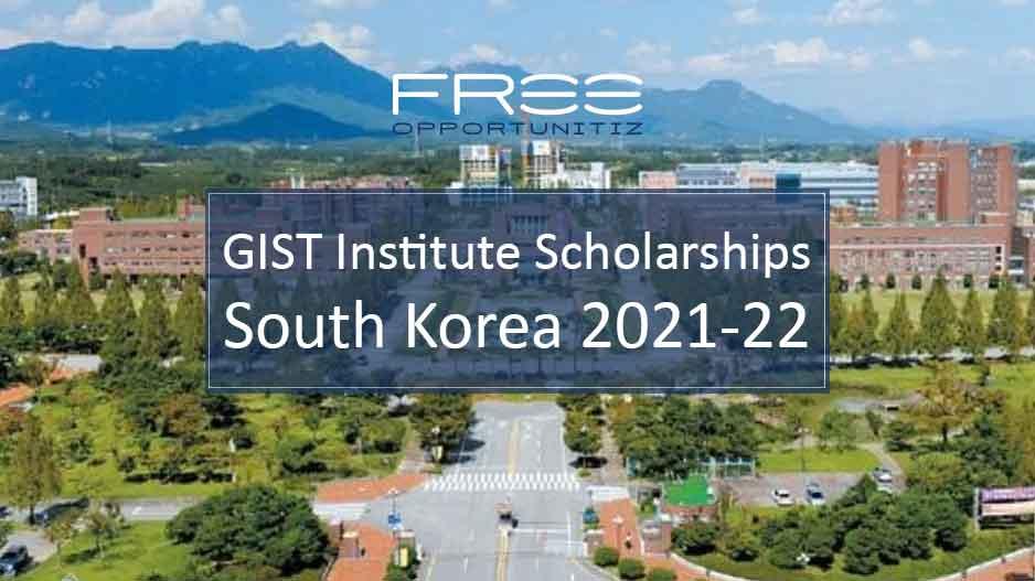 GIST South Korea