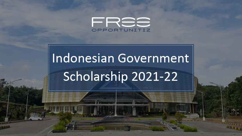 Indonesian Government Scholarship