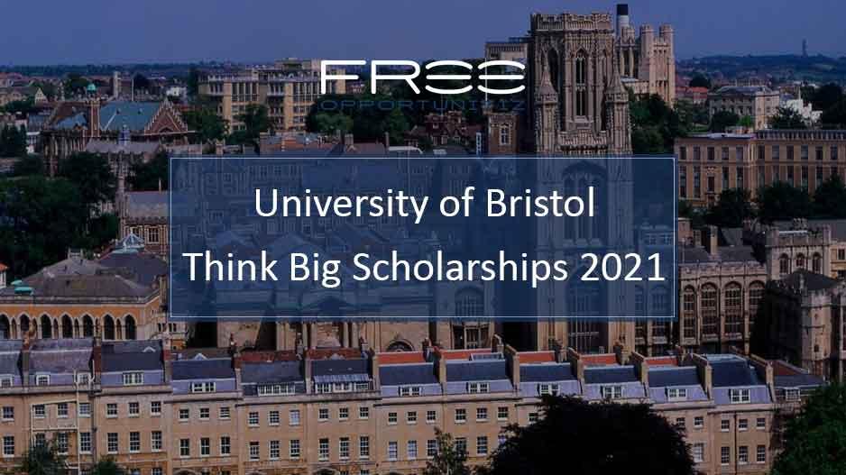 University of Bristol Scholarships